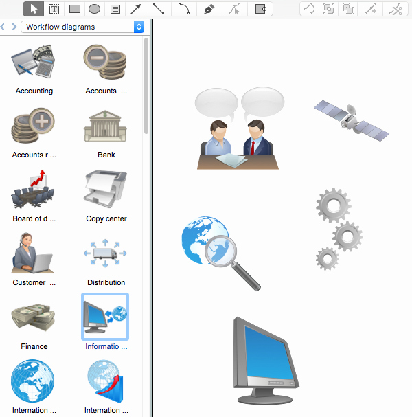 Visio Workflow Template Lovely Create Visio Workflow Diagram