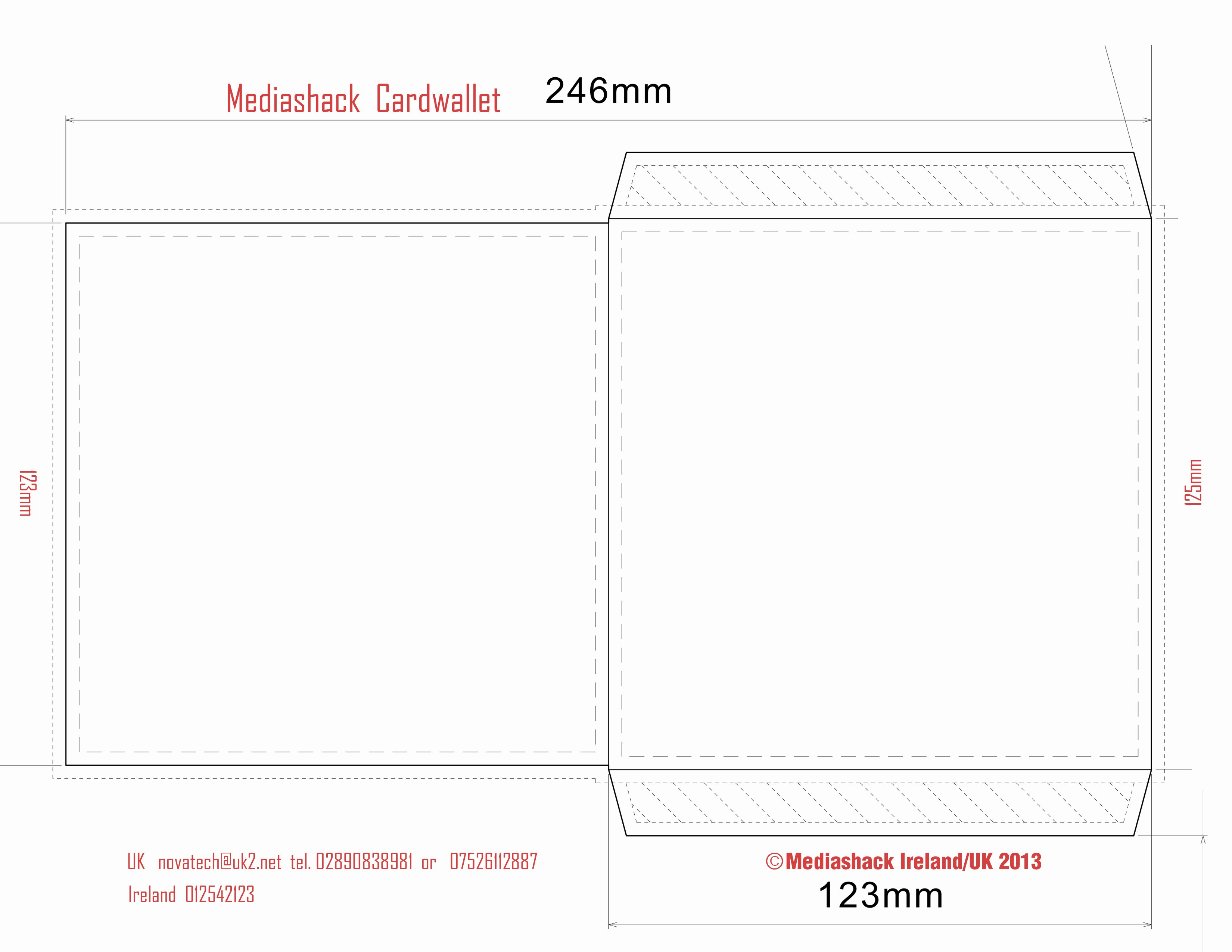 Wallet Card Template Free Lovely Card Wallet Cd Duplication