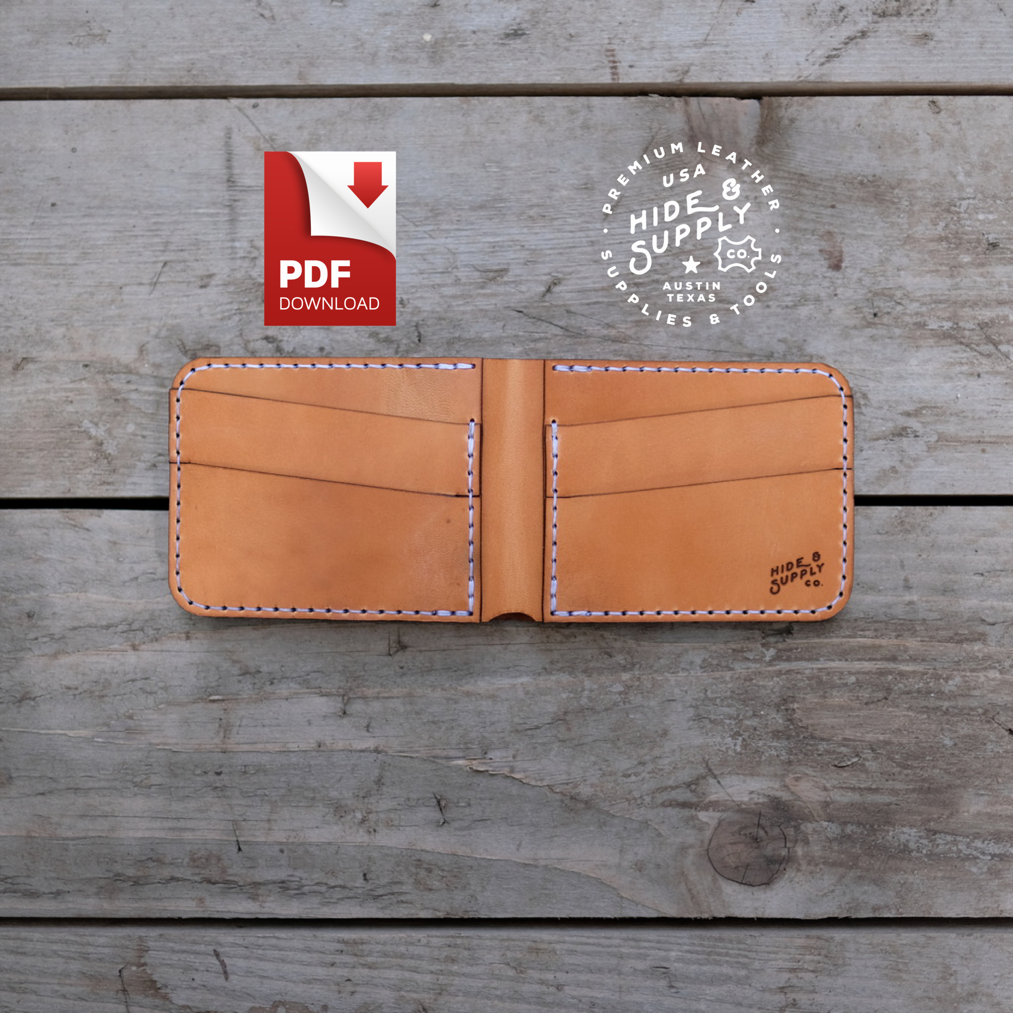 Wallet Card Template Free Luxury Hide & Supply Leather Templates & Supplies