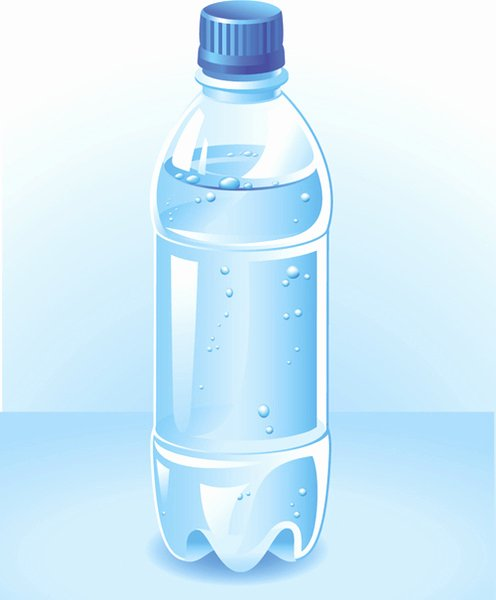 Water Bottle Templates Free Beautiful Vector Water Bottle Template Free Vector In Encapsulated