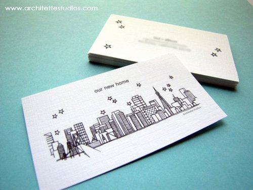 We are Moving Letter Fresh Architette Studios
