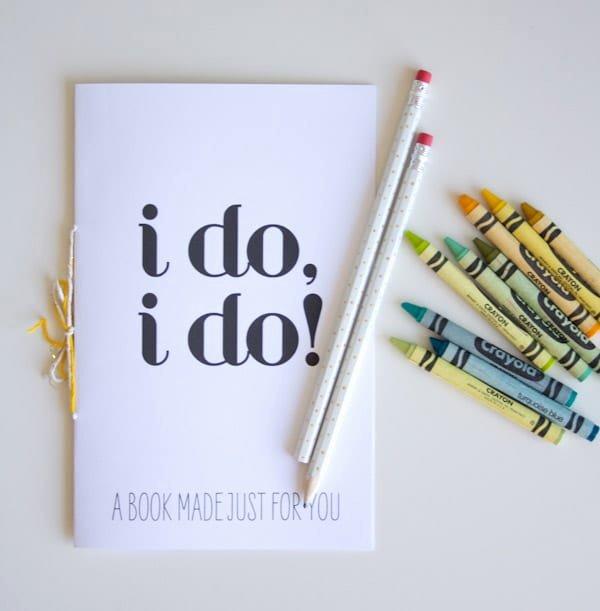 Wedding Coloring Book Templates Beautiful Diy Printable Wedding Activity Book