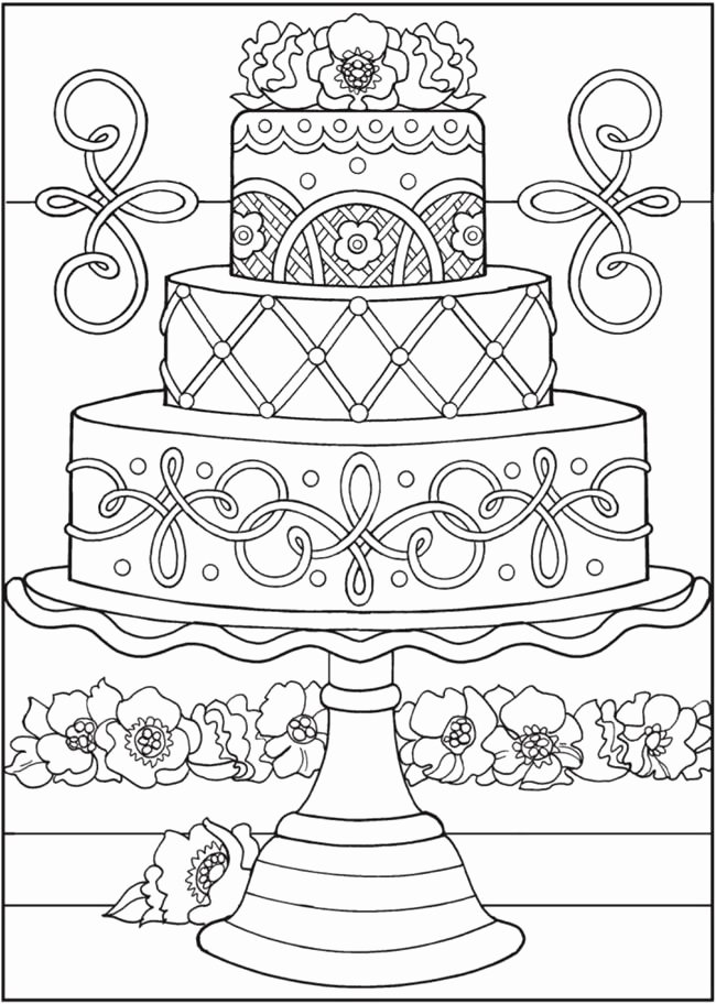 Wedding Coloring Book Templates Inspirational Bliss Sweets Coloring Book Your Passport to Calm 6