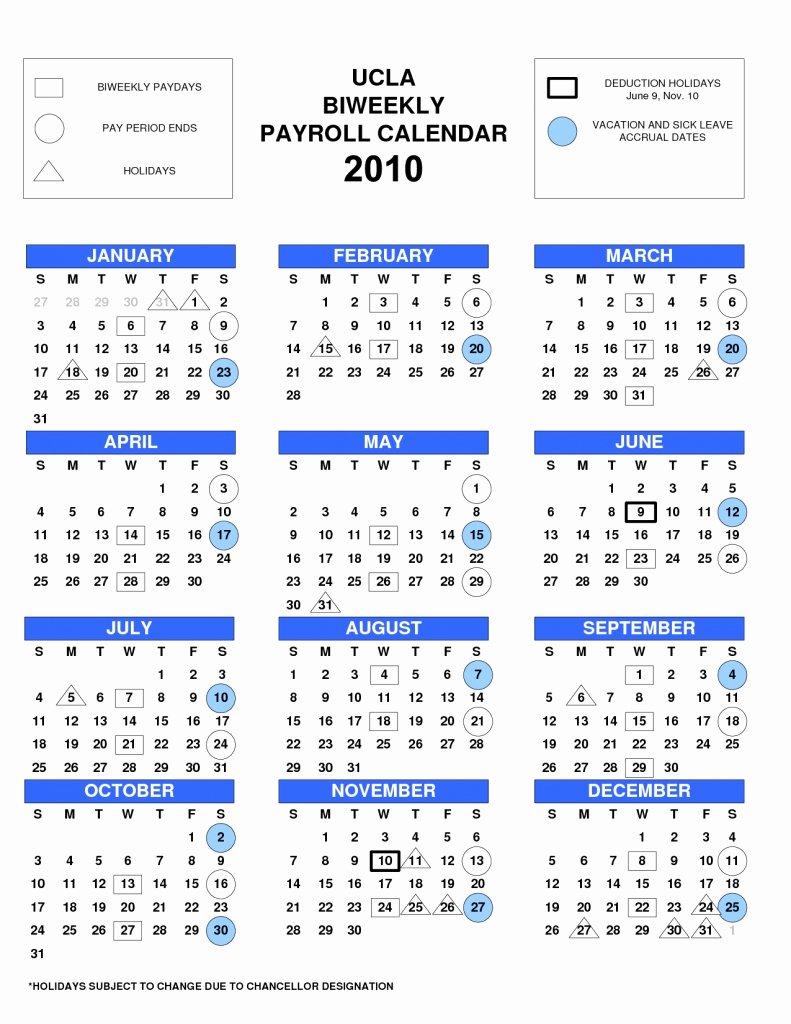 Weekly Payroll Calendar 2019 Beautiful Bi Weekly Payroll Calendar 2016 Template