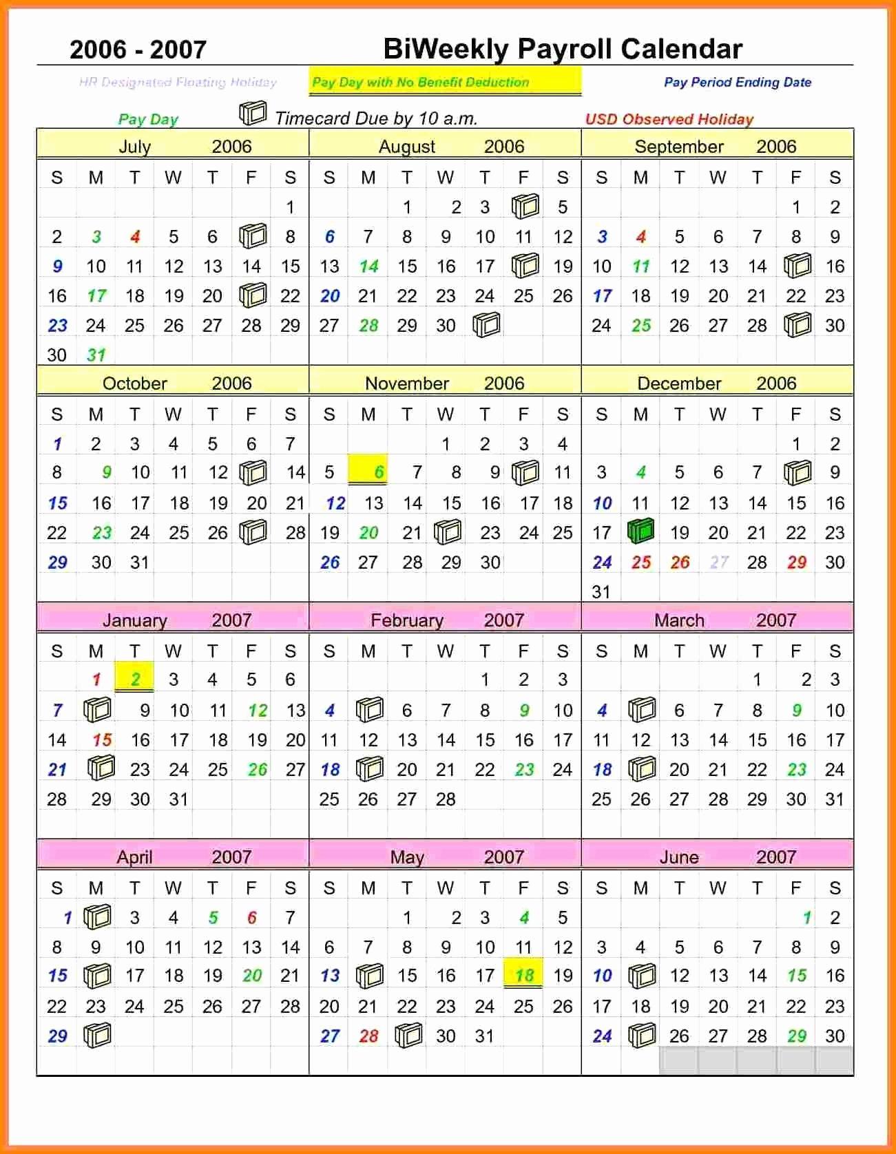 Weekly Payroll Calendar 2019 Inspirational Adp 2019 Payroll Calendar Semi Monthly