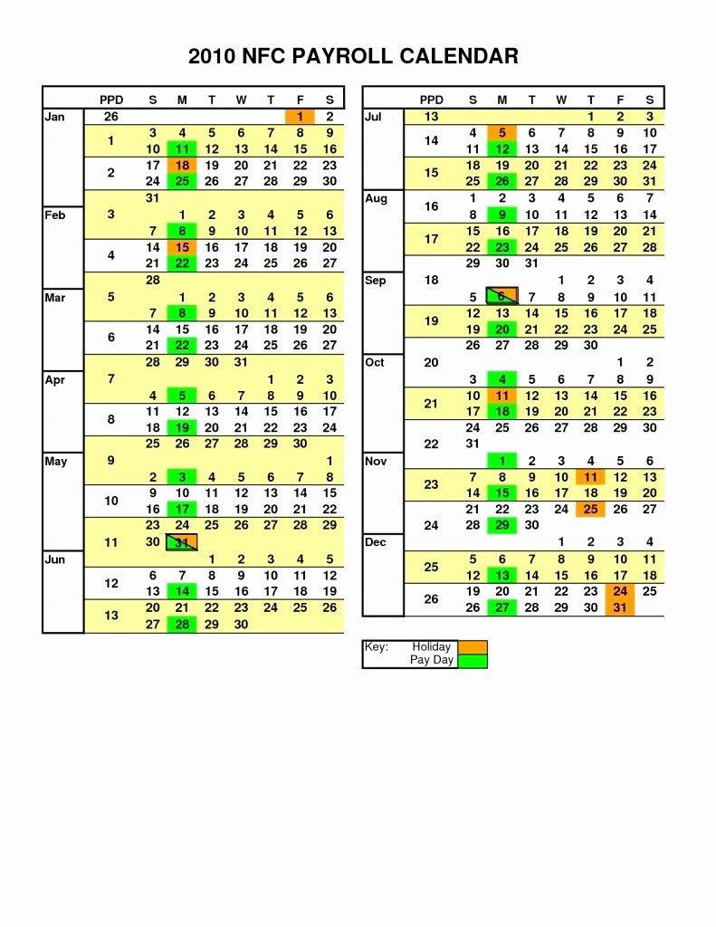Weekly Payroll Calendar 2019 New Adp Biweekly Payroll Calendar