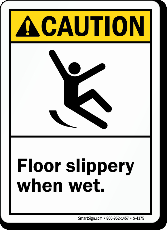 Wet Floor Signs Printable Best Of Slippery when Wet Signs Wet Floor Signs
