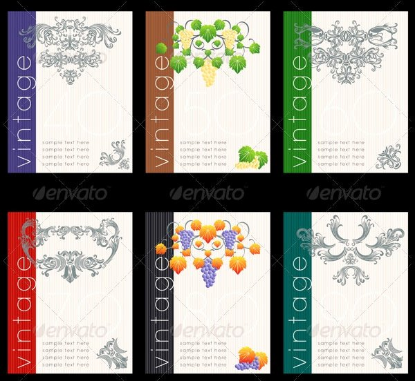 wine labels stickers gallery