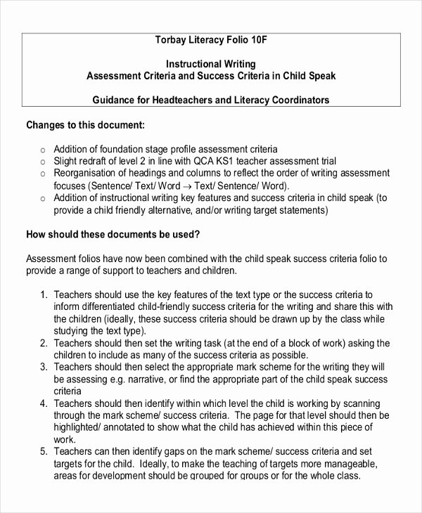 Work Instruction Template Word Inspirational Writing Instruction Templates 6 Free Word Pdf Document