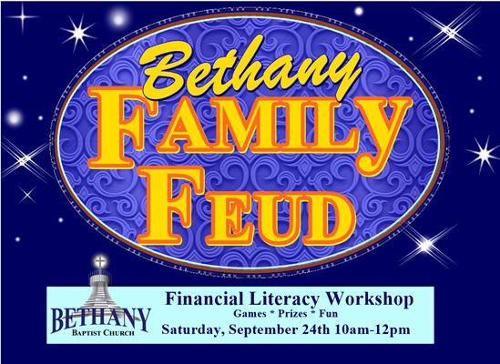 Youth Downloads Family Feud Beautiful Bethany Baptist Church Nj