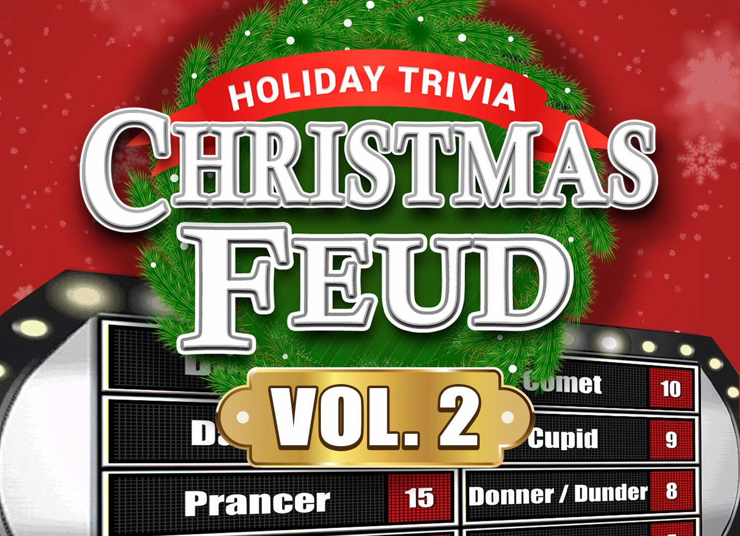 Youth Downloads Family Feud Elegant Christmas Feud Vol 2 Family Feud Trivia Powerpoint Game