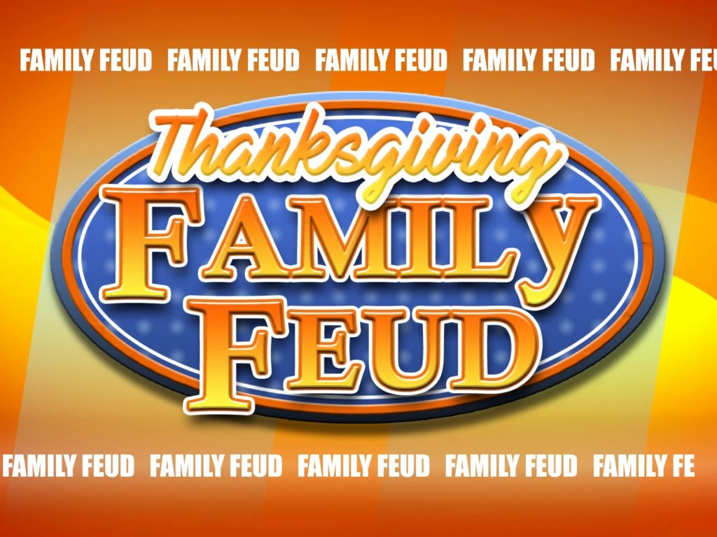 Youth Downloads Family Feud Elegant Thanksgiving Family Feud Trivia Powerpoint Game Mac and