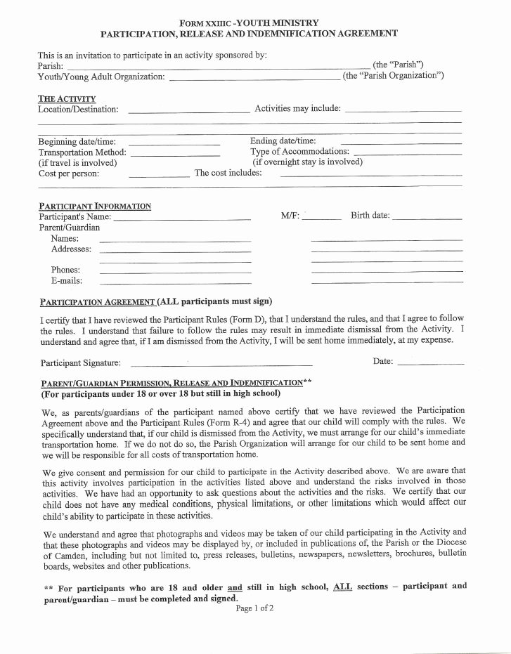 handbook forms fees